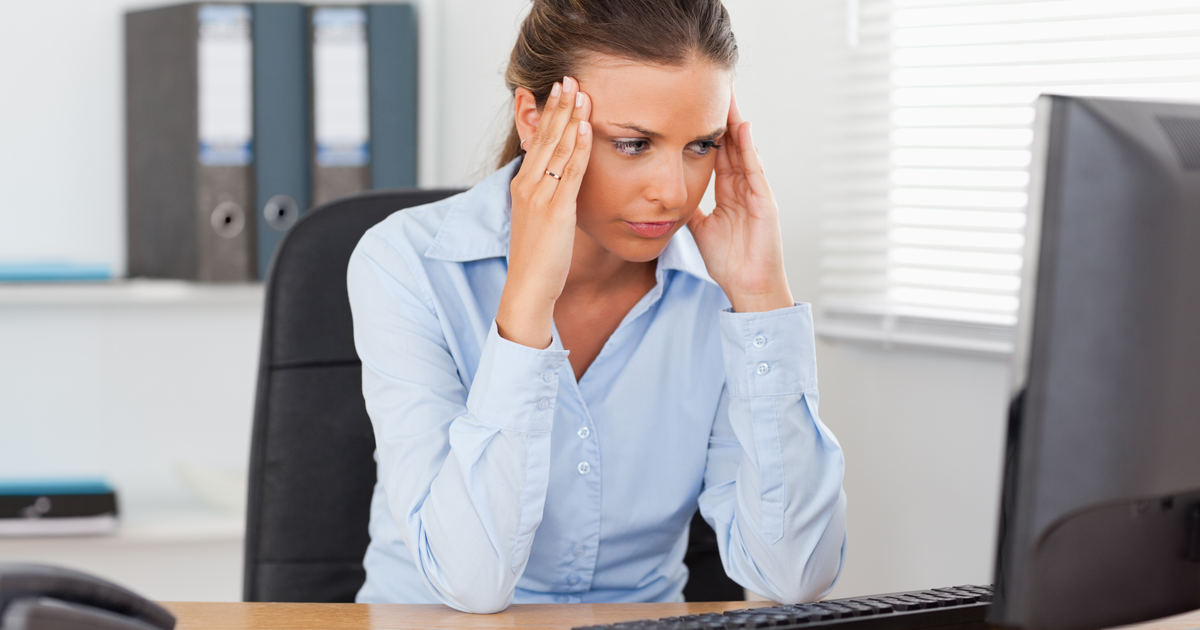 Avoid the dangers of Digital Eye Strain